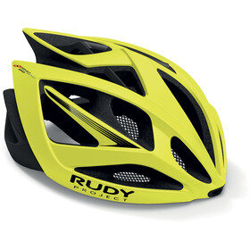 Rudy Project Airstorm Road Helmet Yellow Fluo Matte